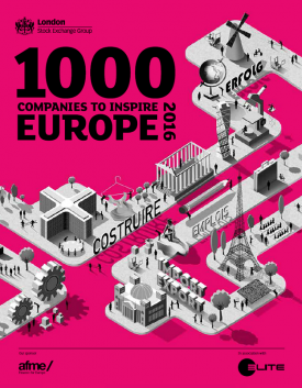 bysteel 1000 companies to inspire Europe